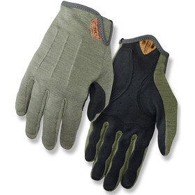 Giro D'Wool Guantes Hombre, mil spec olive